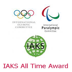 IAKS_ All Time Award